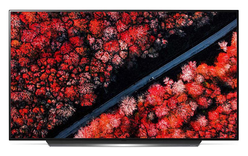LG C9 OLED 4K TV.
