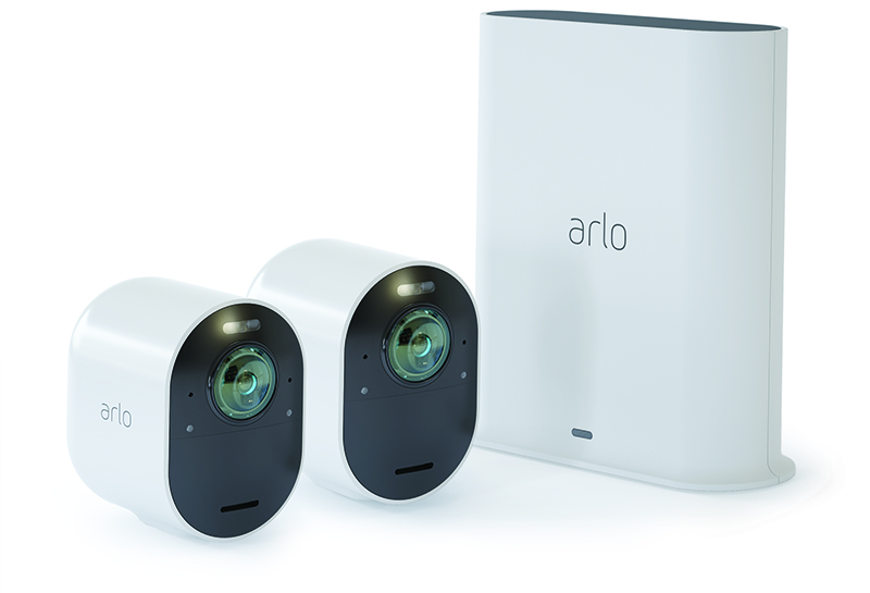 With flagship features come a scary price tag. (Image source: Arlo)
