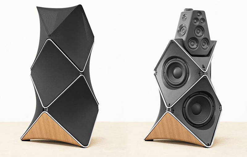 One of the best tech investments you can make is to get a good audio system. (Image source: Bang & Olufsen)