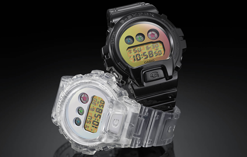 The DW-6900SP watches. (Image source: Casio).