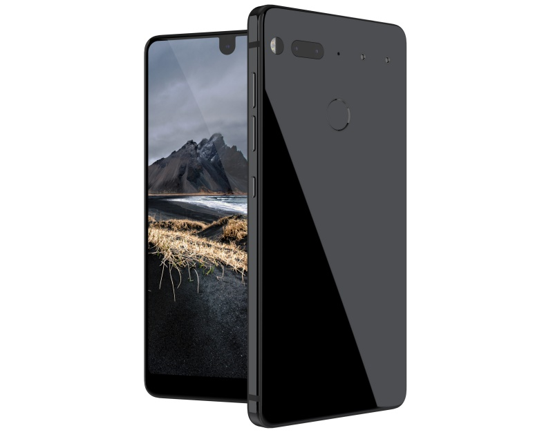 The Essential Phone was announced in May 2017.