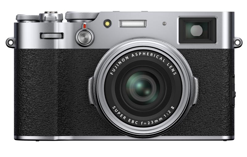 The new Fujifilm X100-V. (Image source: Fujifilm)