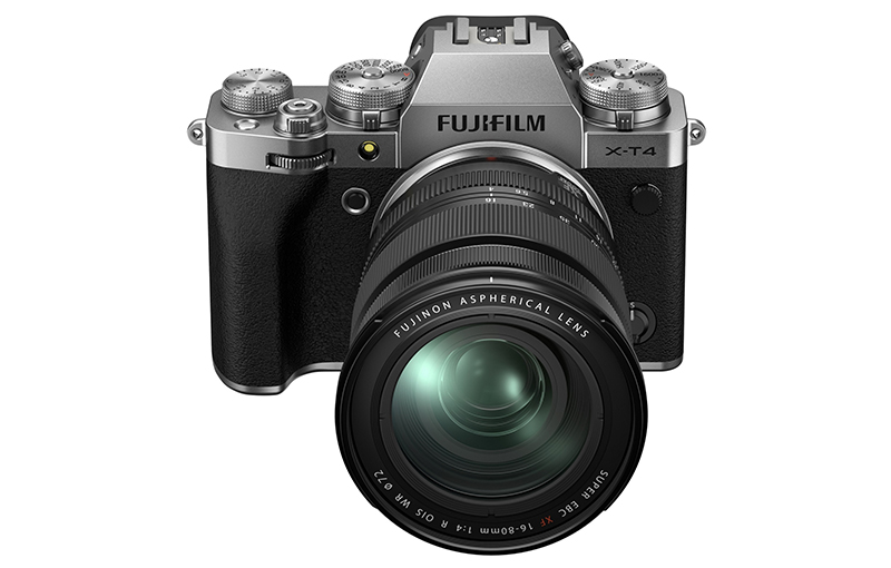 You can now use your new X-T4 as a webcam. (Image: Fujifilm.)