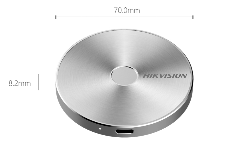 The Hikvision T100F (Image source: Hikvision)