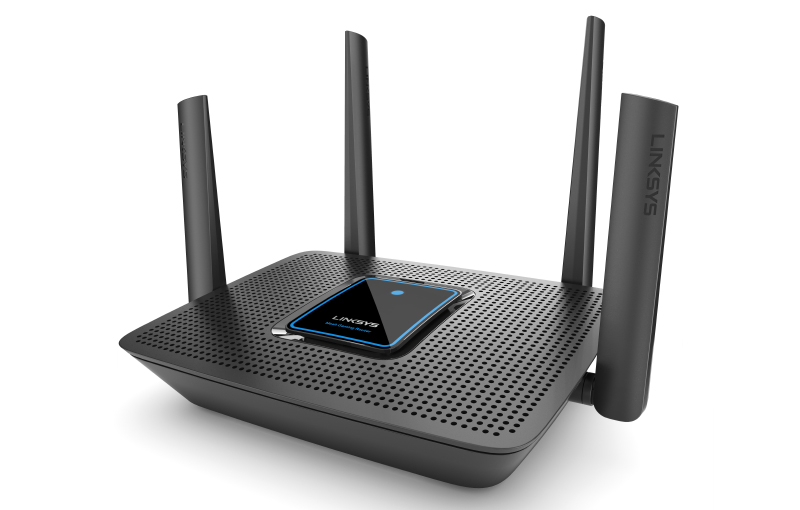 The Linksys MR9000X router. (Image source: Linksys)