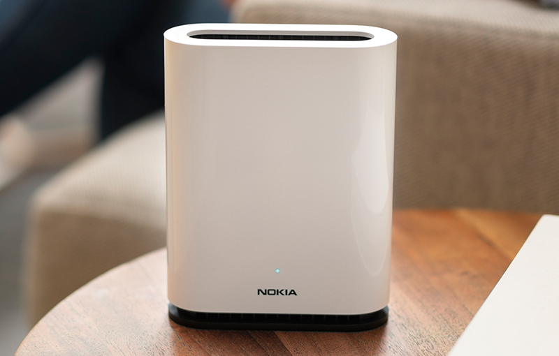 This is the router that most new StarHub fibre subscribers will be getting for free. (Image source: StarHub)