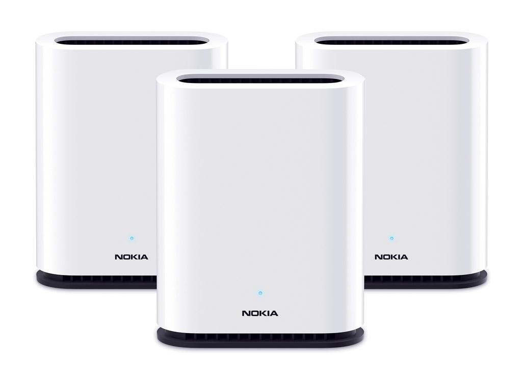 StarHub's Smart WiFi mesh networking is powered by Nokia's WiFi Beacon 1.