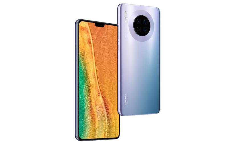 Huawei Mate 30. (Image: Huawei.)
