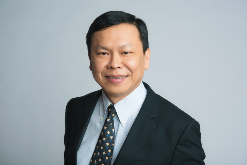 Richard Tan, Acting CEO and General Manager of TPG Telecom.