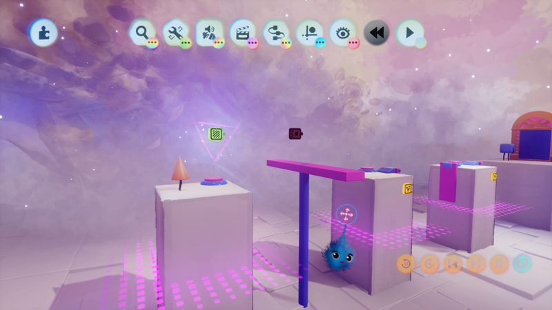 Creating thing in Dreams could be really complicated, but tutorials are readily available to help you every step of the way. | Image: Sony Interactive Entertainment