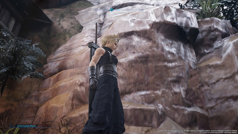 The game has a couple technical issues right now. | Image: Square Enix