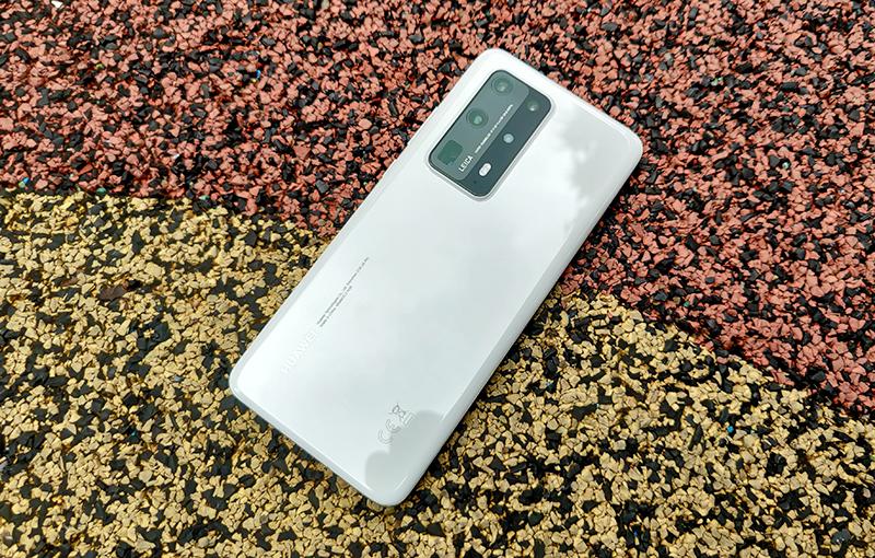 Huawei P40 Pro+.