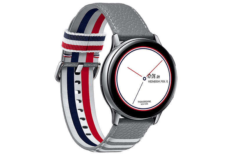 Galaxy Watch Active2, Thom Browne Edition.