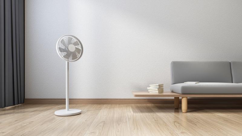 The Mi Smart Standing Fan 1C.
