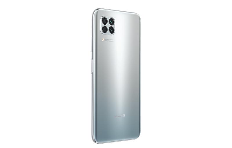 Huawei Nova 7i in Skyline Grey.