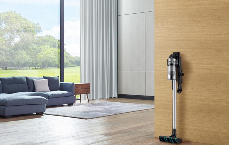 Samsung Jet Cordless Vacuum Cleaner.