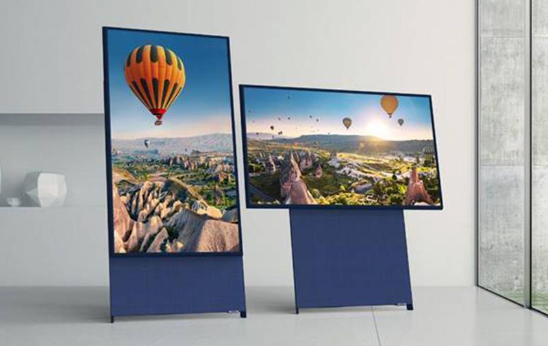Descripción Samsung Sero Televisor
