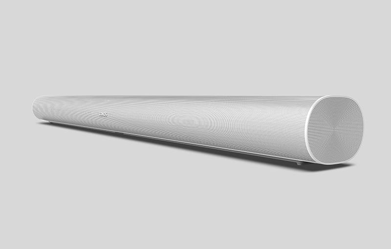 Sonos Arc in White.