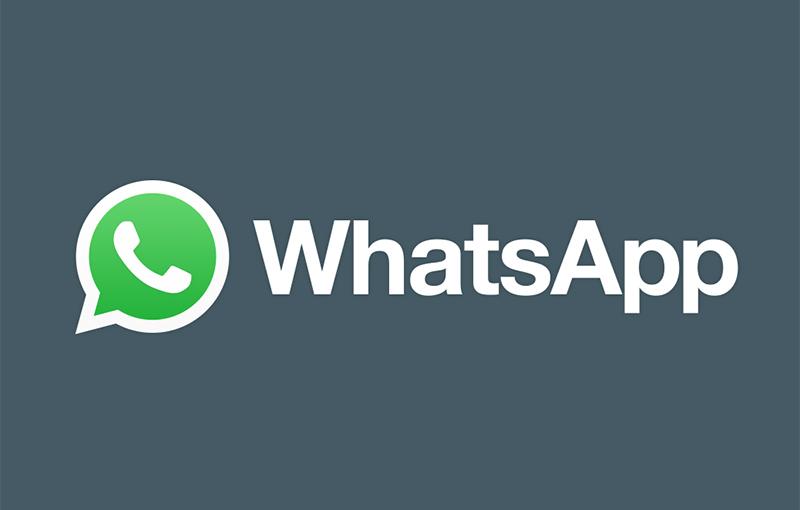 WhatsApp logo by WhatsApp.