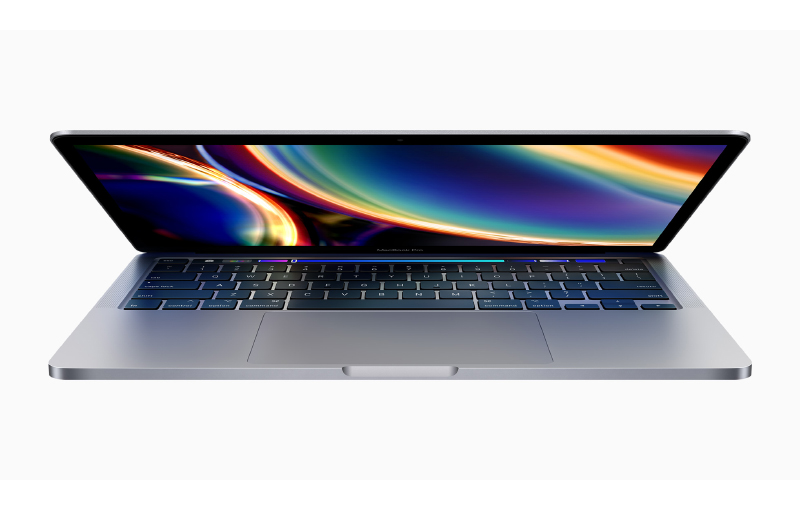 Apple recently updated the 13-inch MacBook Pro (Image source: Apple)