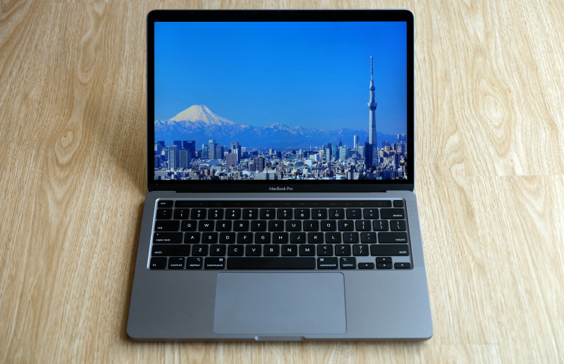 If you have the money, the higher-end 13-inch MacBook Pro with four ports will not disappoint.