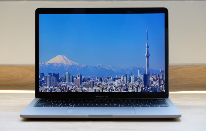 Say hi to the new 13-inch MacBook Pro with Magic Keyboard and 10th generation Intel Core processors.