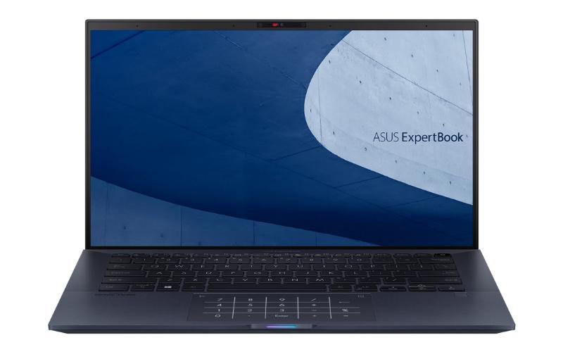 The ASUS ExpertBook B9450 (Image source: ASUS)