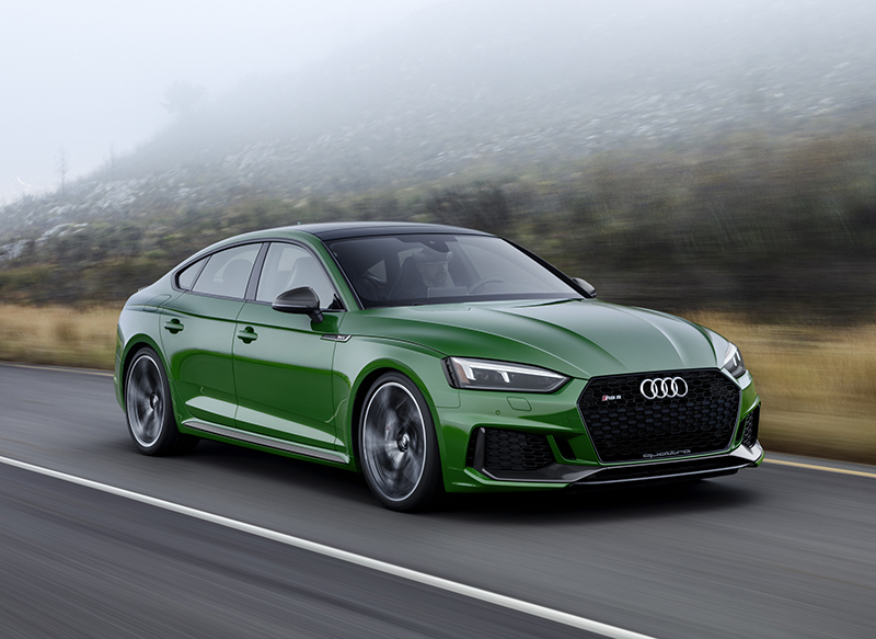 It's blisteringly fast but it doesn't offer enough excitement. (Image source: Audi)