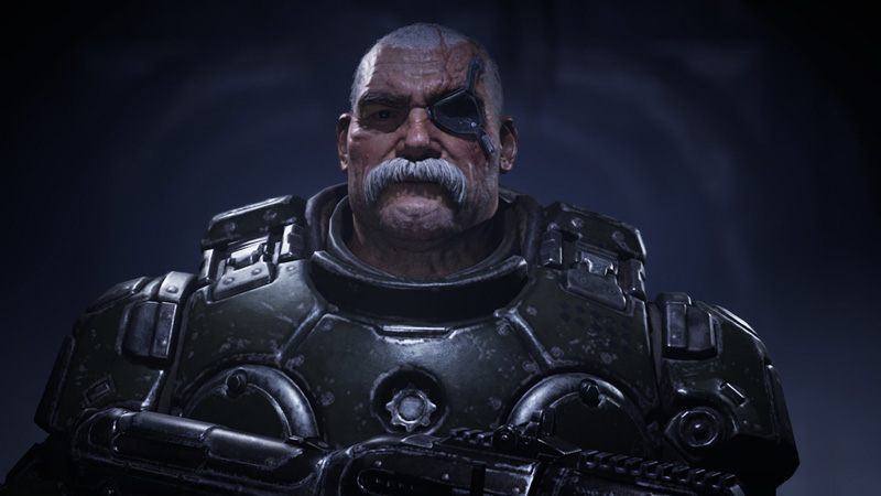 The problem with Gears Tactics' story is that most of its characters are generic versions of other characters in the series. There's nothing new to see here.