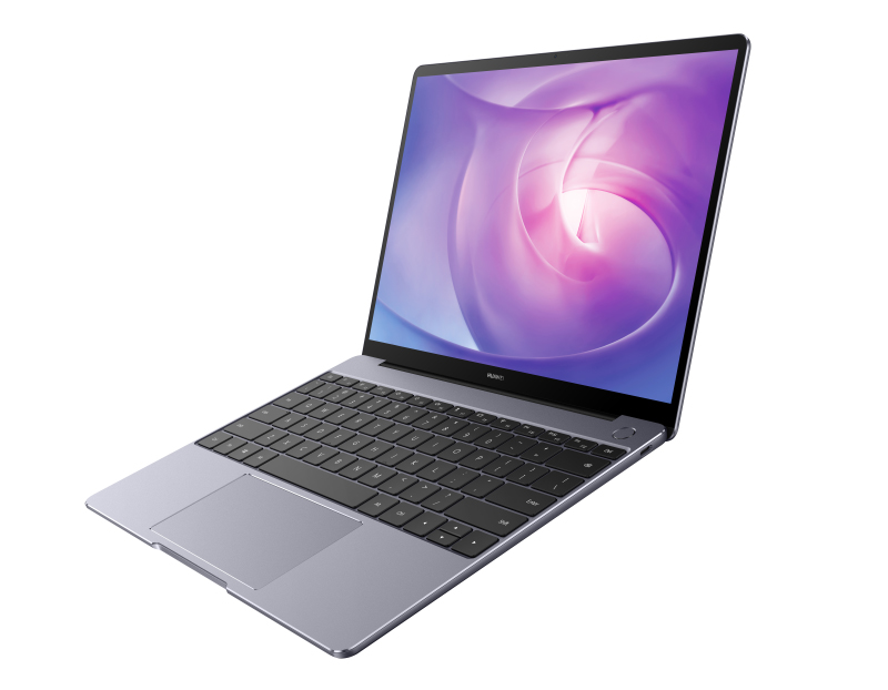The Huawei MateBook 13 (Image source: Huawei)