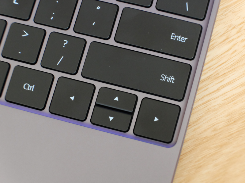Does this arrow key arrangement bother you?
