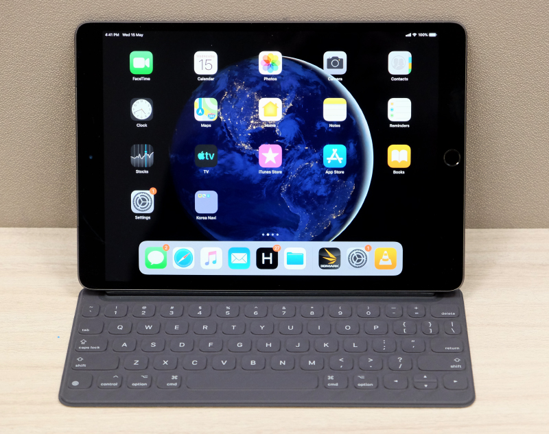 The 2019 Apple iPad Air.