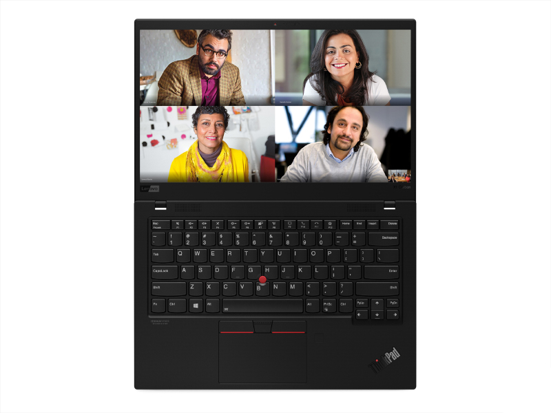 The new Lenovo ThinkPad X1 Carbon Gen 8 (Image source: Lenovo)