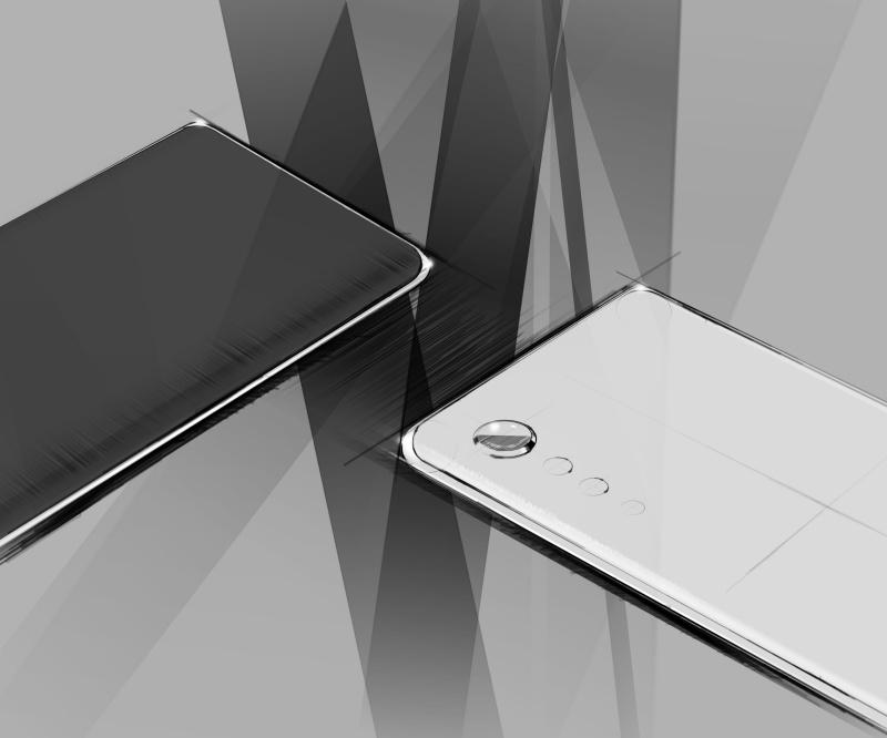LG's new 3D Arc Design. <br>Image source: LG