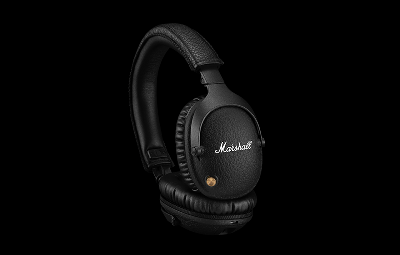 Marshall Monitor II A.N.C. headphones.