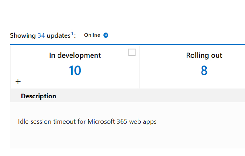 Narrowing down all the Office 365 updates to only Outlook-related features and fixes throws out about 10 new features in development with 8 in the middle of rolling out.