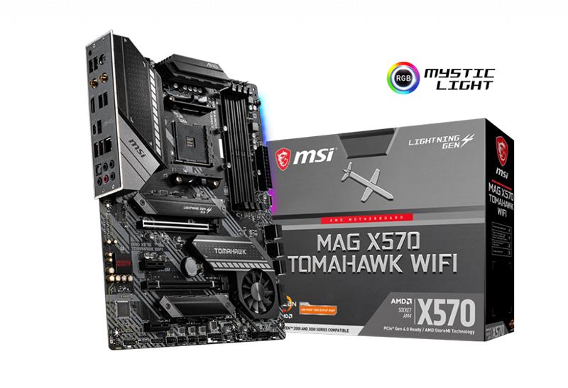 MSI MAG Z490 Tomahawk Wi-Fi