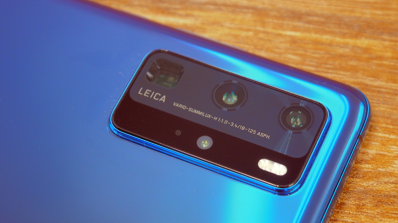 The Huawei P40 Pro's 50MP lens is one of the best in its class.