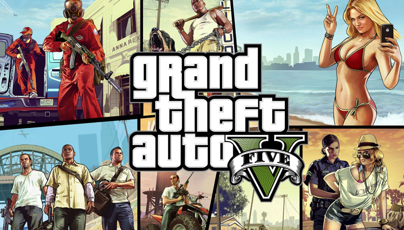 Grand Theft Auto 5 Is Now Available For Free On The Epic Games Store Hardwarezone Com Sg