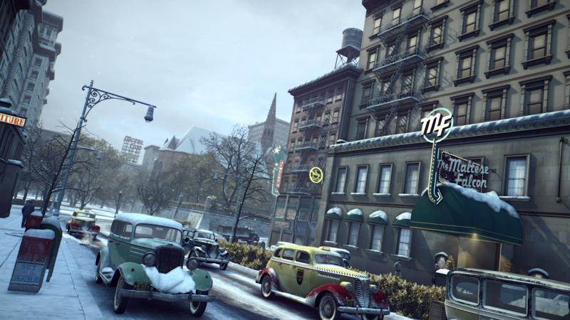 A screenshot from Mafia II: Definitive Edition. | 2K Games