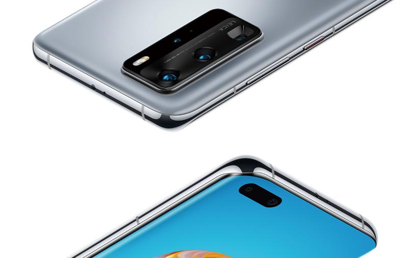 Huawei P40 Series 5G. (Image: Huawei.)