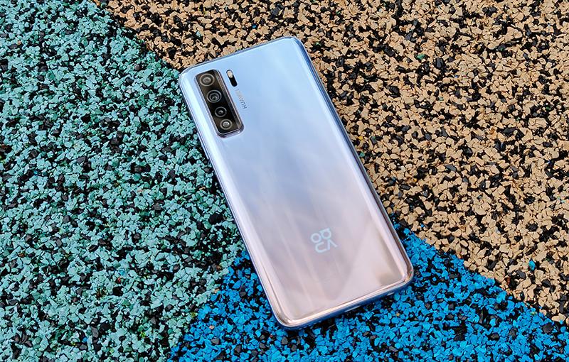 Huawei Nova 7 SE: Ponsel kelas menengah dengan kemampuan 5G