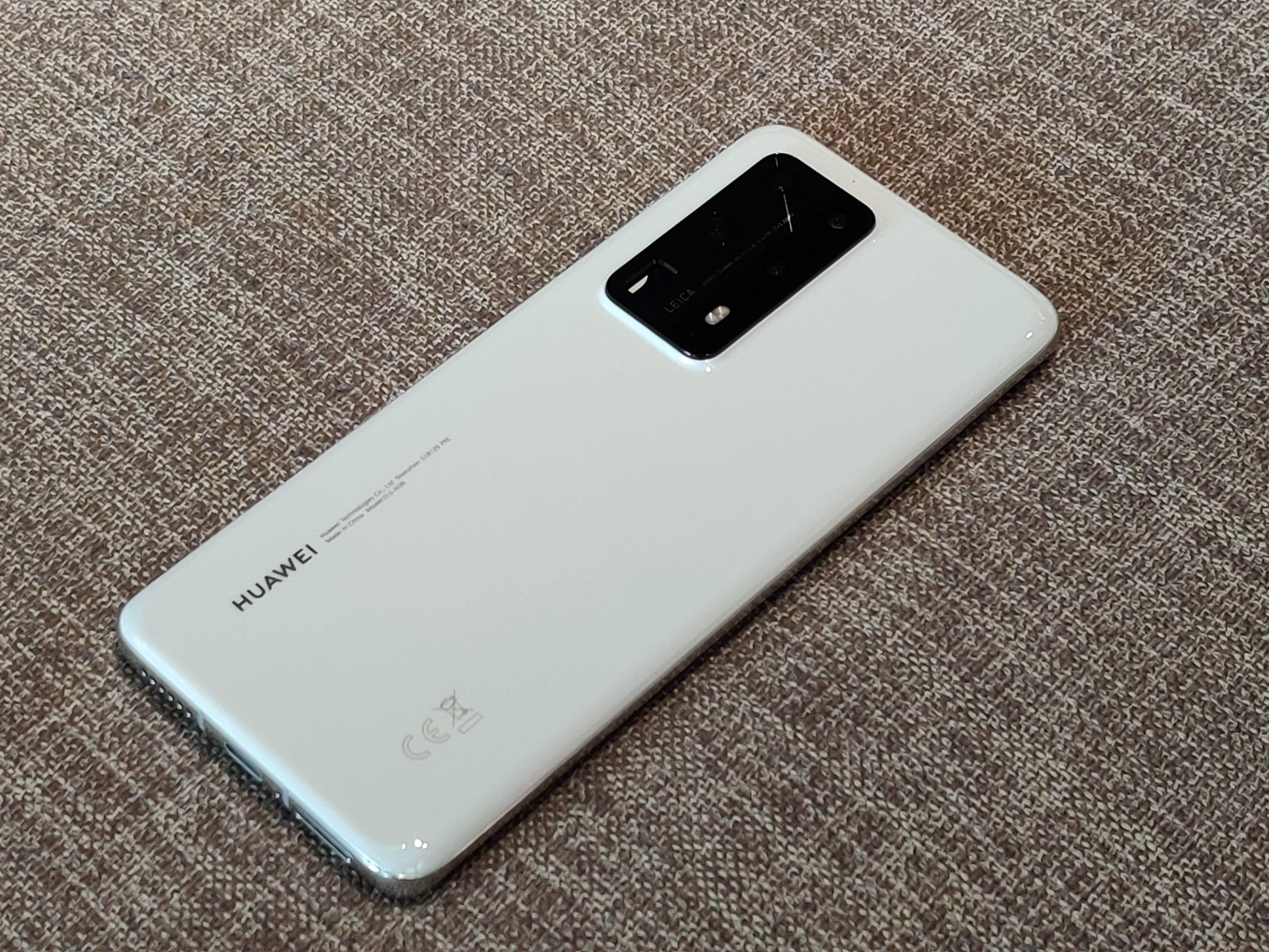 The Huawei P40 Pro+.