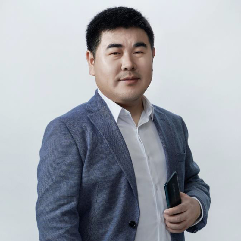 Jeff Zhang, Chief Charging Technology Scientist from Oppo.