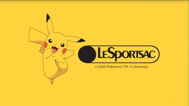 Image: Pokemon, LeSportsac
