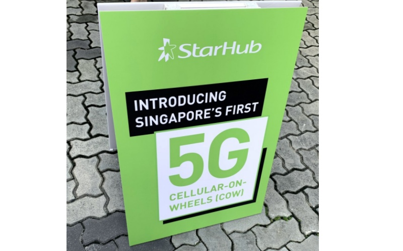 The telcos have been working hard on 5G use cases.
