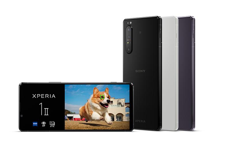 Sony Xperia 1 II.