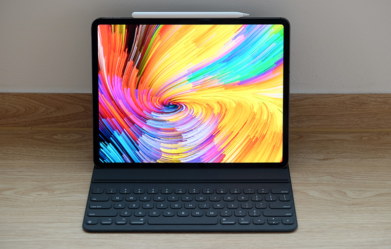The Apple iPad Pro (2020).