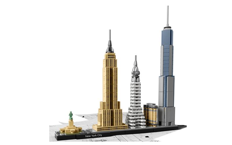 Enjoy the New City Skyline