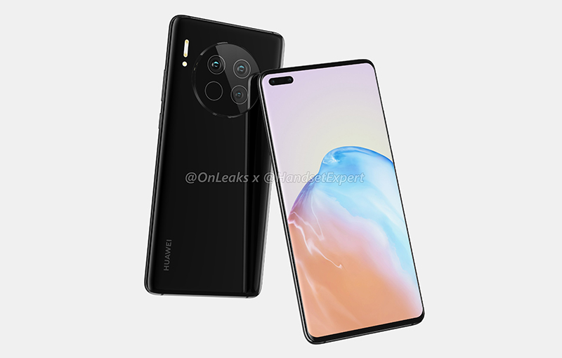 Leaks Of Huawei Mate 40 And Mate 40 Pro Reveal Phone Design Hardwarezone Com Sg